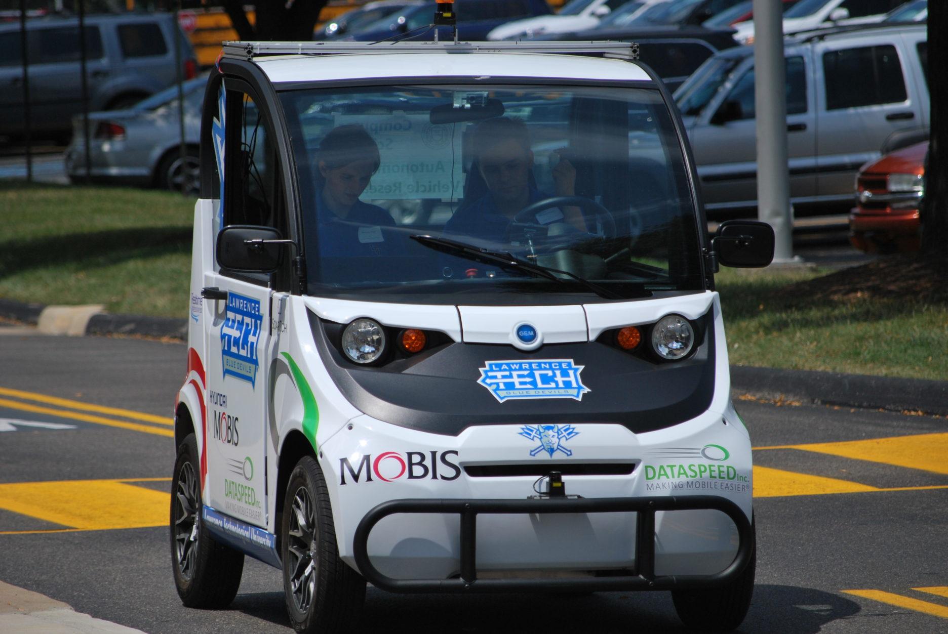 LTU Dataspeed Taxi