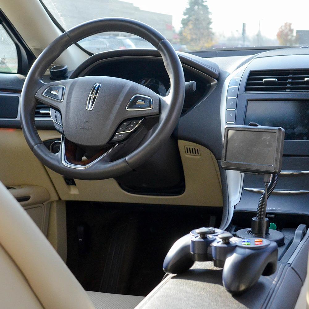 Lincoln MKZ Interior - Bigger