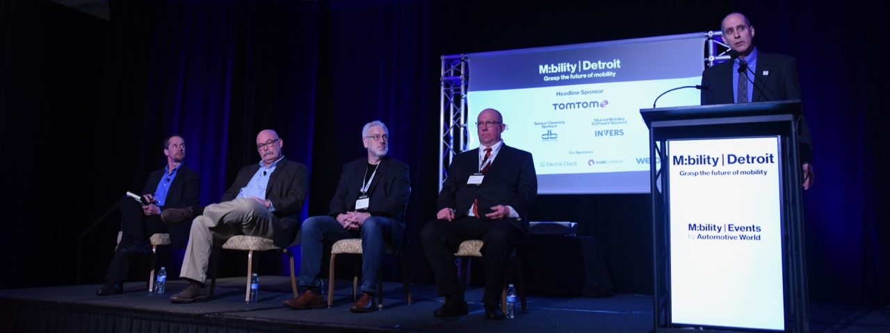 Automotive Testing Panel Discussion