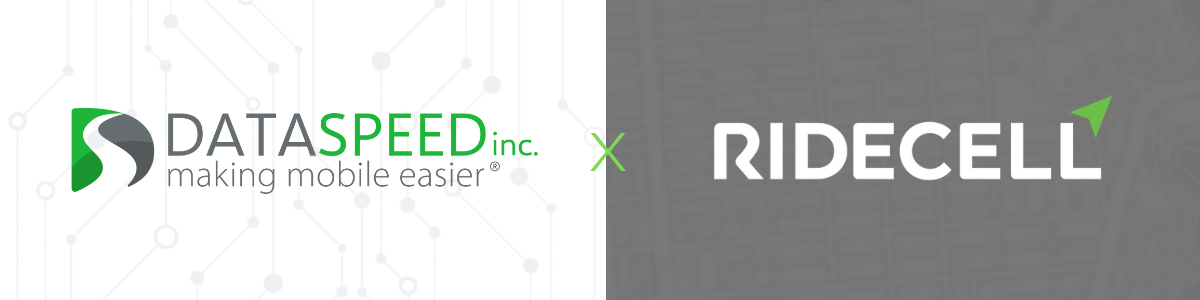 Dataspeed and Ridecell partnership