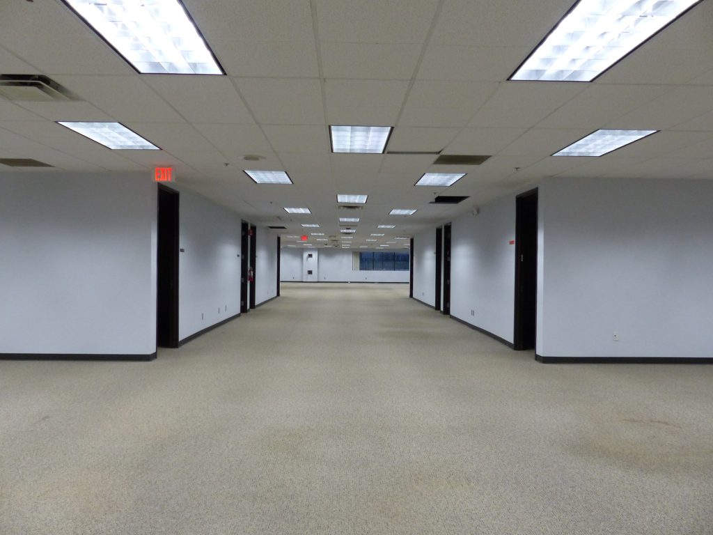 OfficeHallwayBefore