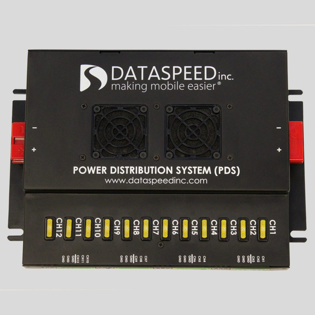 Dataspeed Power Distribution System