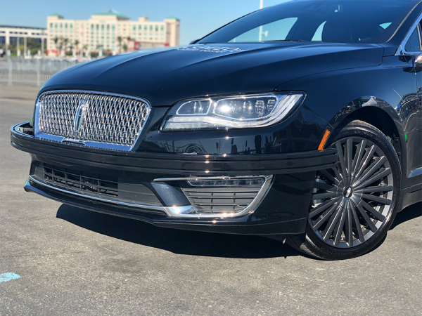 Front Bumper Bar on Lincoln MKZ