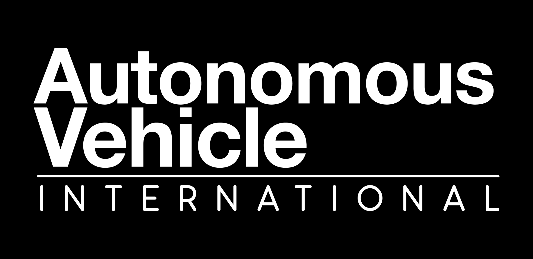 Autonomous Vehicle International Logo