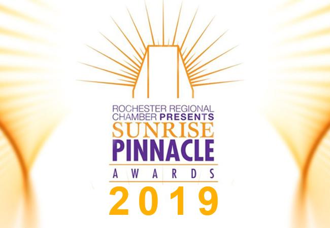 Sunrise Pinnacle Award