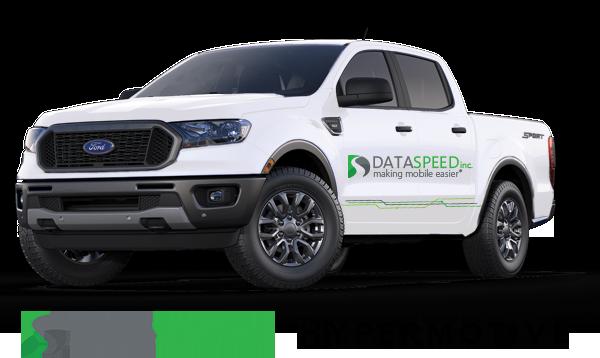 Dataspeed Hypermotive Autonomous Ford Ranger