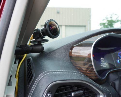 Flir Mounted Interior Camera
