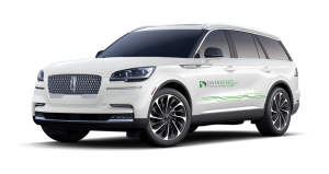 Drive-By-Wire equipped Lincoln Aviator