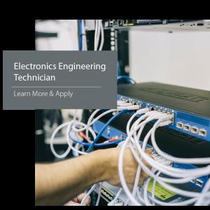 Open Position - Electronics Engineering