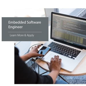 Open Position - Embedded Software Engineer