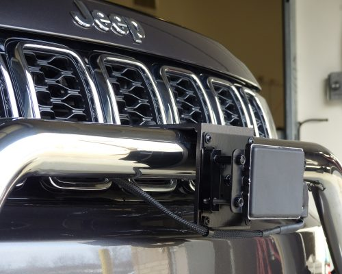 RADAR Mounting on a Front Bumper Bar